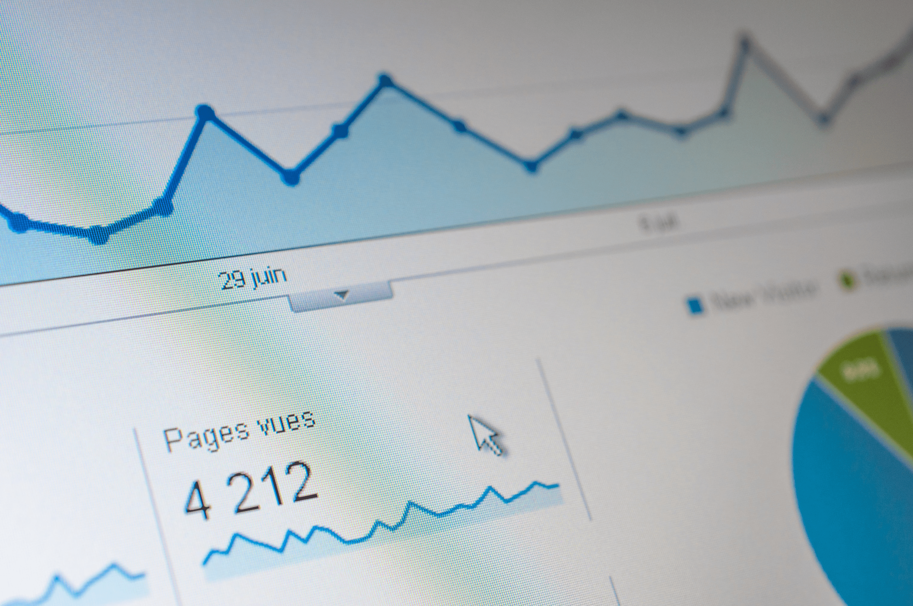 pages vues analytics
